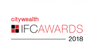 Citywealth IFC AWARDS 2018 logo