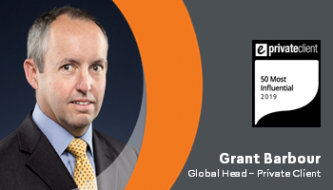 Grant Barbour, eprivate client 50 most influential