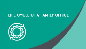 Life-cycle of a family office