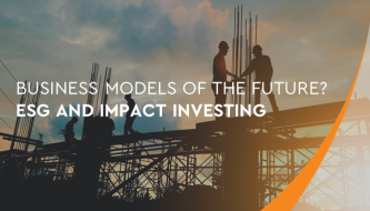 Business models of the future? ESG and impact investing