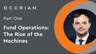 Fund Operations: The Rise of the Machines