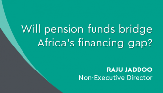 Will pension funds bridge Africa's finance gap?