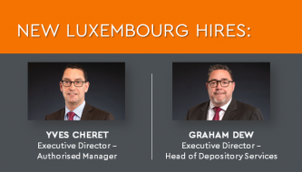 New Luxembourg hires