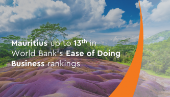 Mauritius up to 13th in World Bank Ease of Business rankings