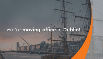 We're moving office in Dublin