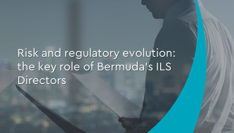 Risk & Regulatory Evolution Highlights Key Role of ILS Directors