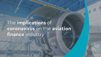 The implications of coronavirus on the aviation finance industry