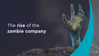 The rise of the zombie company