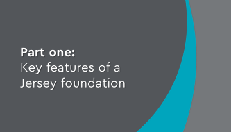 Key features of a Jersey foundation