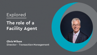 Explored: The Role of a Facility Agent
