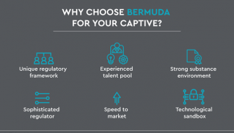 Why choose Bermuda for your captive?