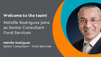 Melville Rodrigues joins our UK funds team