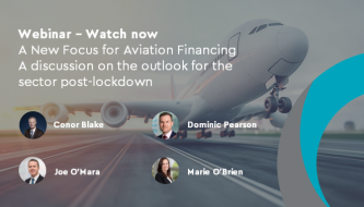 Webinar – The outlook for aviation financing post-Covid-19