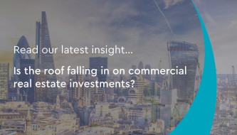 Is the roof falling in on UK commercial real estate investments?