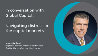 Navigating distress in the capital markets