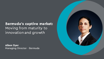 Bermuda captive market: Moving from maturity to innovation and growth