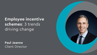 Employee incentive schemes: 3 trends driving change