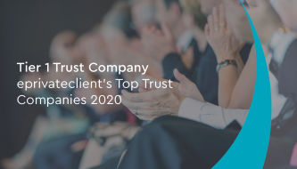 Ocorian ranked as tier one firm in ePrivateclient Top Trust Companies 2020