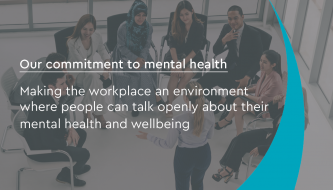 Our commitment to mental health
