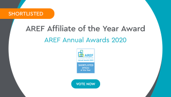 Ocorian shortlisted for AREF's Affiliate of the Year Award