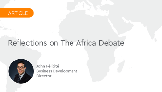 Reflections on The Africa Debate
