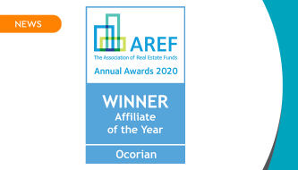 Ocorian named Affiliate of the Year at Association of Real Estate Funds Awards