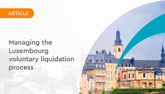 Managing the Luxembourg voluntary liquidation process