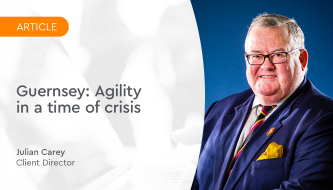 Guernsey: Agility in a time of crisis