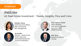 Webinar: UK Real Estate Investment - Trends, Insights, Pros and Cons