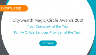 Vote Ocorian in Citywealth's Magic Circle Awards