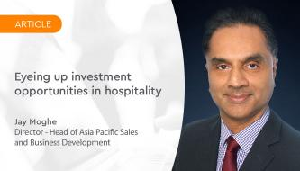 Eyeing up investment opportunities in hospitality